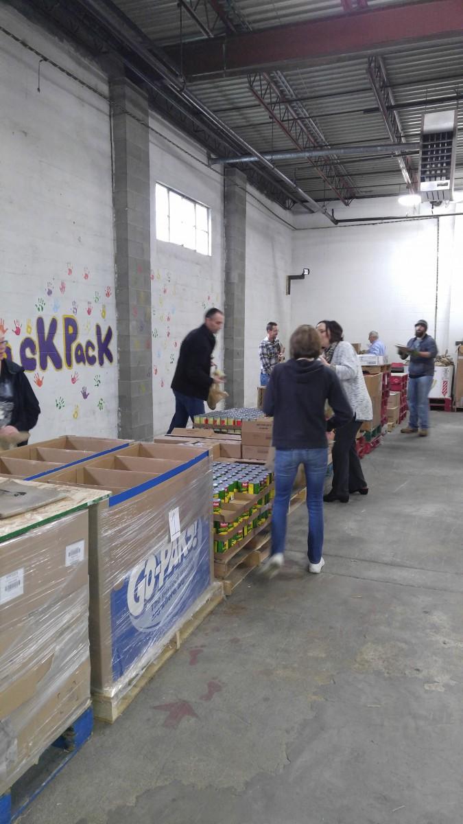 Shared Harvest Foodbank