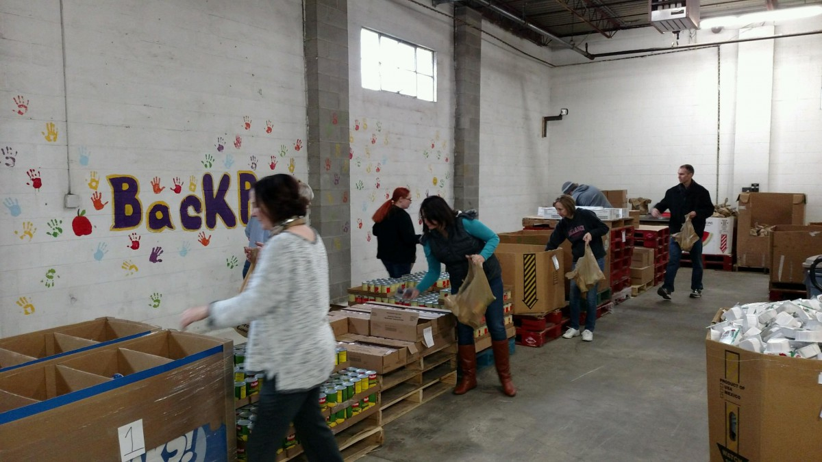 Shared Harvest Foodbank