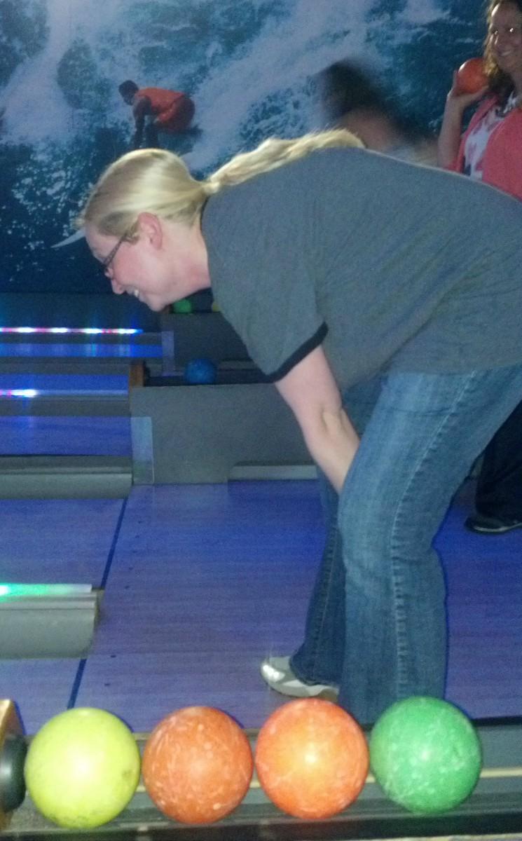 Mel bowling