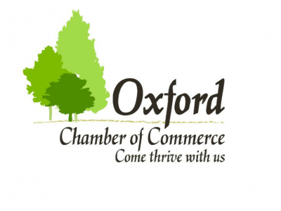 OXFORD CHAMBER OF COMMERCE logo